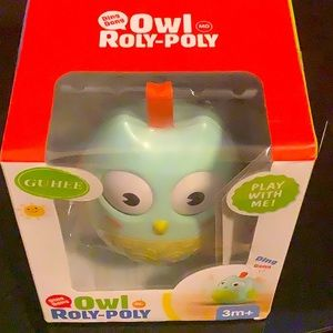 Owl Roly-Poly